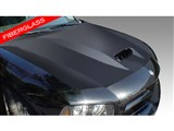 Carbon By Design SRT8 Style Fiberglass Hood 2006 2007 2008 2009 2010 Dodge Charger /