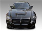Carbon By Design SRT8 Style Hood Fiberglass 2005 2006 2007 2008 Dodge Magnum /