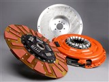 Centerforce DF612010 04-06 CADILLAC CTS-V DUAL FRICTION CLUTCH PRESSURE PLATE AND DISC /