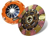 Centerforce DF620459 02-04 Lancer 2.0L SOHC DUAL FRICTION CLUTCH PRESSURE PLATE AND DISC /