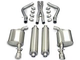 Corsa 14177 300C/Magnum/Charger 5.7L HEMI Dual Rear Exit Catback Exhaust System /