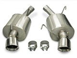 Corsa 14311 Sport Axle-Back Exhaust System 2005 2006 2007 2008 2009 2010 Mustang 4.6L & 5.4L / Corsa 14311