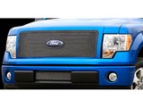 Carriage Works 39028 3-D Upper Mesh Grille 2011-2012 Ford F-150 /