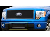 Carriage Works 39127 Mesh 1-Piece Lower Bumper Grille Insert 2009-2012 Ford F-150 /