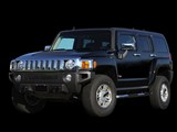 Carriage Works 42871 Hummer H3 Billet Grille /