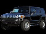 Carriage Works 42883 Hummer H3 Billet Grille /