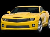 Carriage Works 44591 Main Upper Grille Only 2010 2011 2012 2013 Camaro - Brushed Finish /