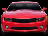 Carriage Works 44613 Lower Bumper Grille Only 2010 2011 2012 2013 Camaro V6 - Black Finish /