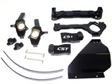 "CST CSS-H3-1 Hummer H2 Non Air-Ride 6""-8"" Lift Kit W/Front Auto Track Driveshaft /"