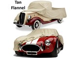 Covercraft C16485TF G3 Indoor Tan Flannel Custom-Fit Ion Redline Car Cover /