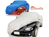 Covercraft C16488-D G3 Sunbrella Outdoor Cobalt Sedan Car Cover /