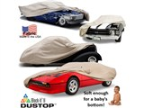Covercraft C16603TS G3 Dustop Custom-Fit Indoor Cover Corvette C-6 /