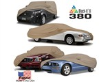 Covercraft C16603TT G3 Outdoor Deluxe Block-It 380F Custom-Fit Corvette C6 Coupe Car Cover /