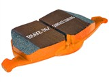 EBC DP91788 Orangestuff 9000 Series Race Brake Pads, Rear, 2010 2011 2012 2013 Camaro SS / EBC DP91788 Orangestuff 9000 Series Race Pads
