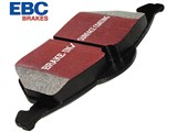 EBC UD1056 Ultimax Front Pads 05+ Charger/Magnum/300 3.5 V6 /