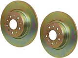 EBC UPR7520K Ultimax OE Style Rotors, Front, 14.0 in., 2010 2011 2012 2013 Camaro SS /