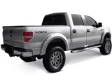 EGR 793374 Bolt-On-Look Fender Flare Set 2009-2014 Ford F-150 /