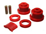 Energy Suspension 3.4125 Rear Subframe Bushing Kit - STREET VERSION 2004 2005 2006 Pontiac GTO / Key