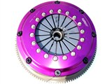 Exedy MM023HBMC WASABI TRIPLE CARBON EVO-8,9,MR Hyper Multi Carbon Clutch Kit /