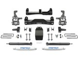 "Fabtech K2183 4"" Basic Suspension Lift Kit 2009-2013 Ford F-150 4WD /"