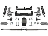 "Fabtech K2184DB 4"" Performance Lift W/Dirt Logic Front Coilovers & Rear Shocks 2009-2013 F-150 4WD /"