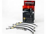 Goodridge 12219BKC Phantom Series G-Stop Stainless Brake Lines 2010 2011 2012 2013 Camaro SS /