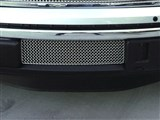GrillCraft FOR1312SW SW Series Polished Lower Bumper Grille Insert 2009-2014 Ford F-150 /