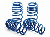 "H&R 51690-77 Super Sport Lowering Springs - 1.7"" Front & 2.4"" Rear Drop 2011-2013 Ford Mustang /"