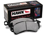 Hawk HB452N.545 HP Plus High Performance Saab 92x Brake Pads - Rear Pair /