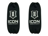 Icon 191009 Shock Wraps Neoprene Coil Over Shock Protection Covers - Large /