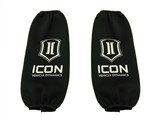 Icon 191010 Shock Wraps Neoprene Coil Over Shock Protection Covers - Ford F150 SVT Raptor /