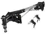 Icon Vehicle Dynamics 95120 Raptor Rear Hydraulic Bumpstop System /