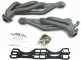 JBA 1400SJT Titanium Ceramic Coated 1-5/8in S/S Shorty Headers 2004-2013 Nissan Titan 5.6 /
