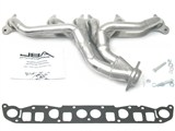 JBA 1526SJS 1526S SILVER CERAMIC JBA Cat4Ward Headers; Shorty; 1-1/2in S/S /