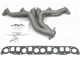JBA 1526SJT 1526S TITANIUM CERAMIC JBA Cat4Ward Headers; Shorty; 1-1/2in S/S /