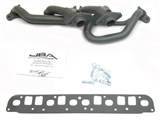 JBA 1527SJT 1527S TITANIUM CERAMIC JBA Cat4Ward Headers; Shorty; 1-1/2in S/S /