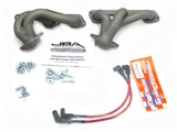 JBA 1528SJT 1528S TITANIUM CERMIC JBA Cat4Ward Headers; Shorty; 1-1/2in S/S /