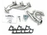 JBA 1617SJS 2005-2009 Mustang 4.0 V6 Silver Ceramic Coated Shorty Headers - 50-State-Legal /