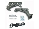 JBA 1619S-1JT TITANIUM CERAMIC JBA Cat4Ward Headers; Shorty; 1-1/2in S/S /