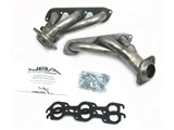 JBA 1619S 94-98 MUSTANG 3.8L W/O AIR INJECTION JBA Cat4Ward Headers; Shorty; 1-1/2in S/S /