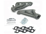 JBA 1672SJS SILVER CERAMIC JBA Cat4Ward Headers; Shorty; 1-1/2in S/S /
