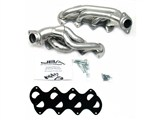 JBA 1676S-1JS 2004-08 F150 5.4 Silver Ceramic Coated Shorty Headers - 50-State-Legal! /