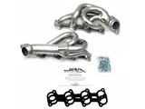 JBA 1679S-3JS SILVER CERAMIC JBA Cat4Ward Headers; Shorty; 1-5/8in S/S /