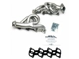 JBA 1679S-4JS SILVER CERAMIC JBA Cat4Ward Headers; Shorty; 1-1/2in S/S /
