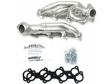 JBA 1687SJS 2004-08 F150 4.6L JBA Cat4Ward Shorty Headers - Silver Ceramic Coated /