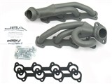 JBA 1687SJT 2004-08 F150 4.6L JBA Cat4Ward Shorty Headers - Titanium Ceramic Coated /