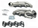 JBA 1687S 2004-08 F150 4.6L JBA Cat4Ward Shorty Headers - Stainless /