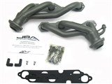 JBA 1842S-4JT TITANIUM CERAMIC JBA Cat4Ward Headers; Shorty; 1-1/2in S/S /