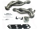 JBA 1842S-9 2003-06 GM Truck 4.3L V-6 Cat4Ward Stainless Shorty Headers /