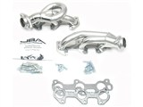 JBA 1931SJS SILVER CERAMIC JBA Cat4Ward Headers; Shorty; 1-1/2in S/S /